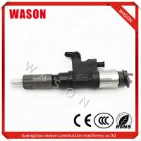 Quality Common Rail Fuel Injector Nozzle Assy  8-98284393-0 8982843930  For Engine 6HK1 for sale