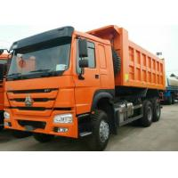 HF9 Front Axle 6x4 Dump Truck 18cbm Tanker Dimension With 12.00r20 Tyres Manufactures