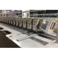 SWF Computer Embroidery Machine Professional Real Time Tracking Pattern Manufactures