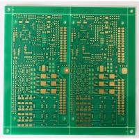 China Prototype Quick Turn PCB With Electroless Nickel Immersion Gold Finish on sale