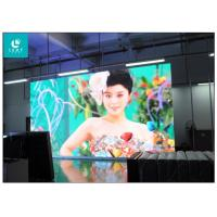 China Die Casting Indoor Full Color LED Display P5 Low Power Consumption on sale