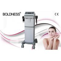 Fat Burning Ultrasonic Cavitation Slimming Machine , Tripolar Radio Frequency Machine Manufactures