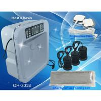 Far Infrared Ray Detox Foot Spa Machine With Electrode Therapy Pads Manufactures