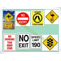 China road sign,road warning sign,reflective road sign,Australia safety sign on sale