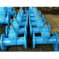 High performance DIN3202 F5, 1.0 & 1.6 MPa, cast iron body Gate Valve Manufactures