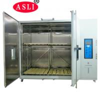 Quality Pharmaceutical Stability Testing Laboratory Equipment Walk - In Temp Humidity Chamber for sale