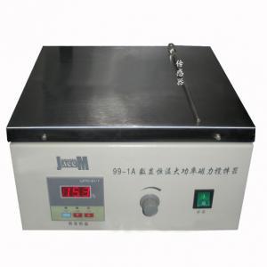 JIEEM 99-1A High Power Constant Temperature Magnetic Stirrer Long Life Low Noise 10L-50L Manufactures