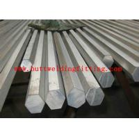 A276 904L Stainless Steel Bars Hexagonal Steel Bar Size S3mm - S180mm Manufactures
