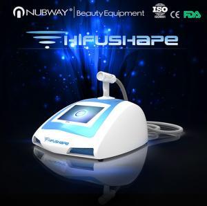 China most advanced portable painless hifushape hifu cavitation body shape Slimming machine with on sale