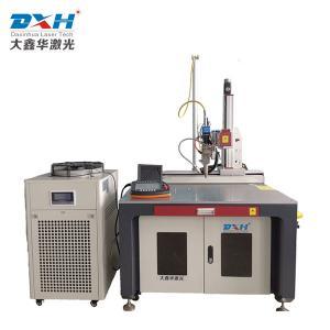 Continuous Mini Laser Welding Machine , Fiber Laser Welder With 300*200mm Manufactures