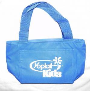 China Kids Blue Lunchbag - Lunch box Lunch Bag = Advertising Promotional Item-tote cooler bag on sale