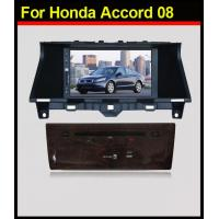 Special DVD Player for HONDA ACCORD(HOA-808GD) Manufactures