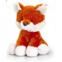 8 inch Brown Wild Fox Stuffed Animal Toys Holiday Stuffed Toys Manufactures