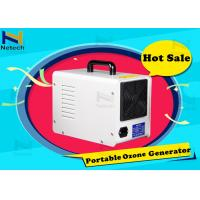220V High Efficiency Household Portable Ozone Generator Ionizer Car Air Purifier Manufactures