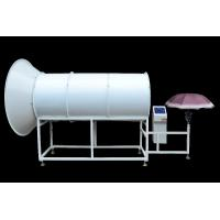 LED Timer Umbrella Wind Strength Testing Machine With Constant Or Stepless Speed Manufactures