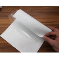 China Photo Protection Laminating Film , High Durability Mobile Cold Lamination Sheet on sale