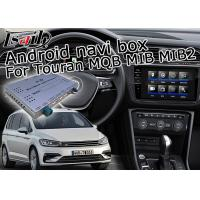 China 8 / 9.2 Inches GPS Navigation Box Waze Yandex For Lsailt Volkswagen Touran on sale