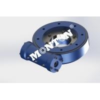 Horizontally Mounted Hydraulic Slew Drive For Aerial Working Platform Manufactures