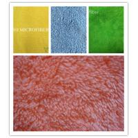 100% Polyester 165cm/340gsm coated Microfiber Microfiber Coral Fleece cheap for sale
