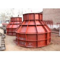 Buy cheap Permanent Steel Concrete Pier Formwork High Stiffness Safety Reusable from wholesalers
