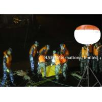 China Sun Moon Balloon Light For Fire Fighter And Sea Accident Portable With Battery on sale
