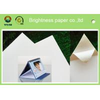 100% Virgin Wood Pulp Glossy Printing Paper White Art Cardboard Eco Friendly Manufactures