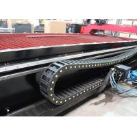 China Automated Plasma Sheet Metal Cutting Machines , Computerized Plasma Cutter on sale