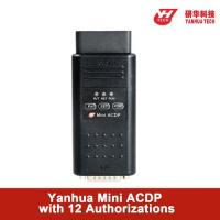 Yanhua Mini ACDP Car Key Programmer Full Configuration With Total 12 Authorizations Manufactures