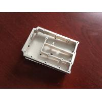 6063 Aluminum Sandblasting oxidation 4 Axis CNC Machining Parts Aluminum Enclosure Manufactures