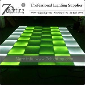 China Easy Control Fast Setup Illuminated Dance Floor LED Lighting Panel on sale