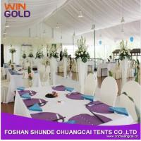 China Factory direct supply heavy duty 20 x 40 wedding tent on sale