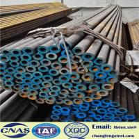 AISI GCr15 EN31 SUJ2 Structural Steel Pipe 6 M Length Mill Finish Manufactures