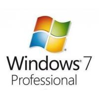 China Easy Using Windows 7 Product Key Code Sticker For Dell / HP / Lenovo on sale