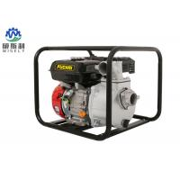 High Pressure Gas Powered Water Transfer Pump , Residential Engine Driven Water Pump Manufactures