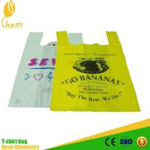 HDPE/ LDPE biodegradable bag Manufactures