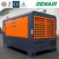 15m3 18 bar Skid Mounted Diesel Engine Screw Air Compressor Manufactures