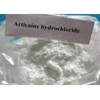 Quality Active Pharmaceutical Ingredients Aarticaine HCl CAS 23964-57-0 for sale