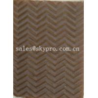 China Hardness Rubber Soling Sheet , No Deformation Shoe Sole Rubber Material on sale