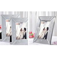 China European Style Glass Mirror Photo Frame Wedding Gift Items Customized Color on sale