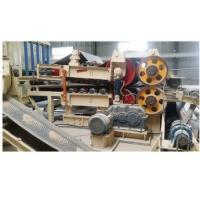 Wheat Straw Magnesium Oxide Board Production Line Fully Automatic High Speed Manufactures