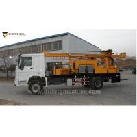 Full Hydraulic Crawler Core Drill Rig for Mineral Surface Coring Manufactures