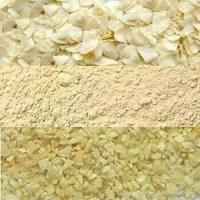 China For sale Dried Garlic Flakes Global Foods Dry garlic dehydrated garlic Flakes on sale