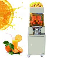 China All Stainless Steel Zumex Commercial Orange Juicer Pomegranate Juicer Machine on sale