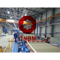 China Wear Resistance Fiber Cement Board Machine Coal / Gas Fuel Anticorrosive on sale