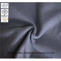 China Cotton Inherently Flame Retardant Fabric Knitted Pique on sale