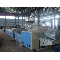 PVC Wood Plastic Profile (FOAM) Board Extrusion Line Manufactures