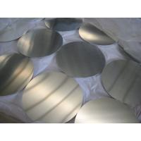 1050 1060 3003 DC / CC Aluminium Disc Cookware Utensils Basin Aluminum Disk with thickness 0.5mm to 3mm Manufactures