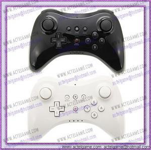 Wii U pro Controller Wiiu game pad pro Wiiu game accessory Manufactures