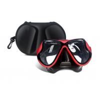 No Chemical Effect Womens Snorkel Mask , Mens Diving Mask Anti - Scratch Manufactures