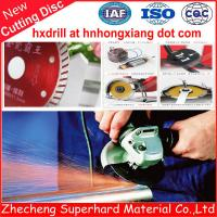 Quality synthetic diamond cutting disc for sale